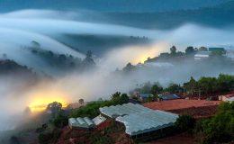 du lịch Đà Lạt xem khung cảnh thơ mộng