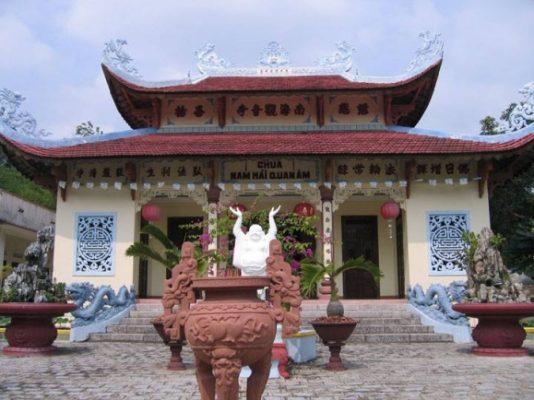 Chùa Nam Hải Quan Âm